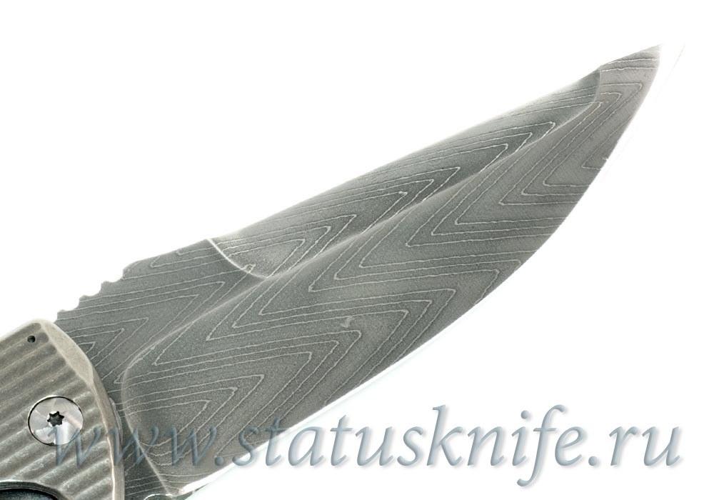 Нож Volcan Damascus - Matt Diskin Custom - фотография