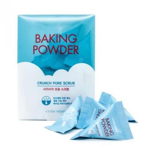 Etude House Содовый скраб для лица Baking Powder Crunch Pore Scrub, 7 гр