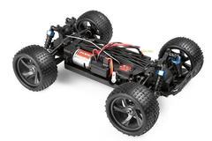 Радиоуправляемый монстр Himoto Mastadon 4WD RTR масштаб 1:18 2.4Ghz - E18MT
