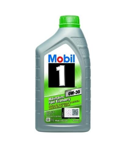 Моторное масло Mobil 1 Fuel Economy 0W-30, 1л. 154316