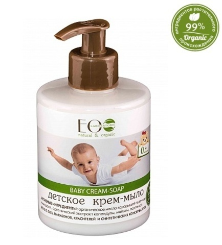 EO Laboratorie Детское крем-мыло 300мл