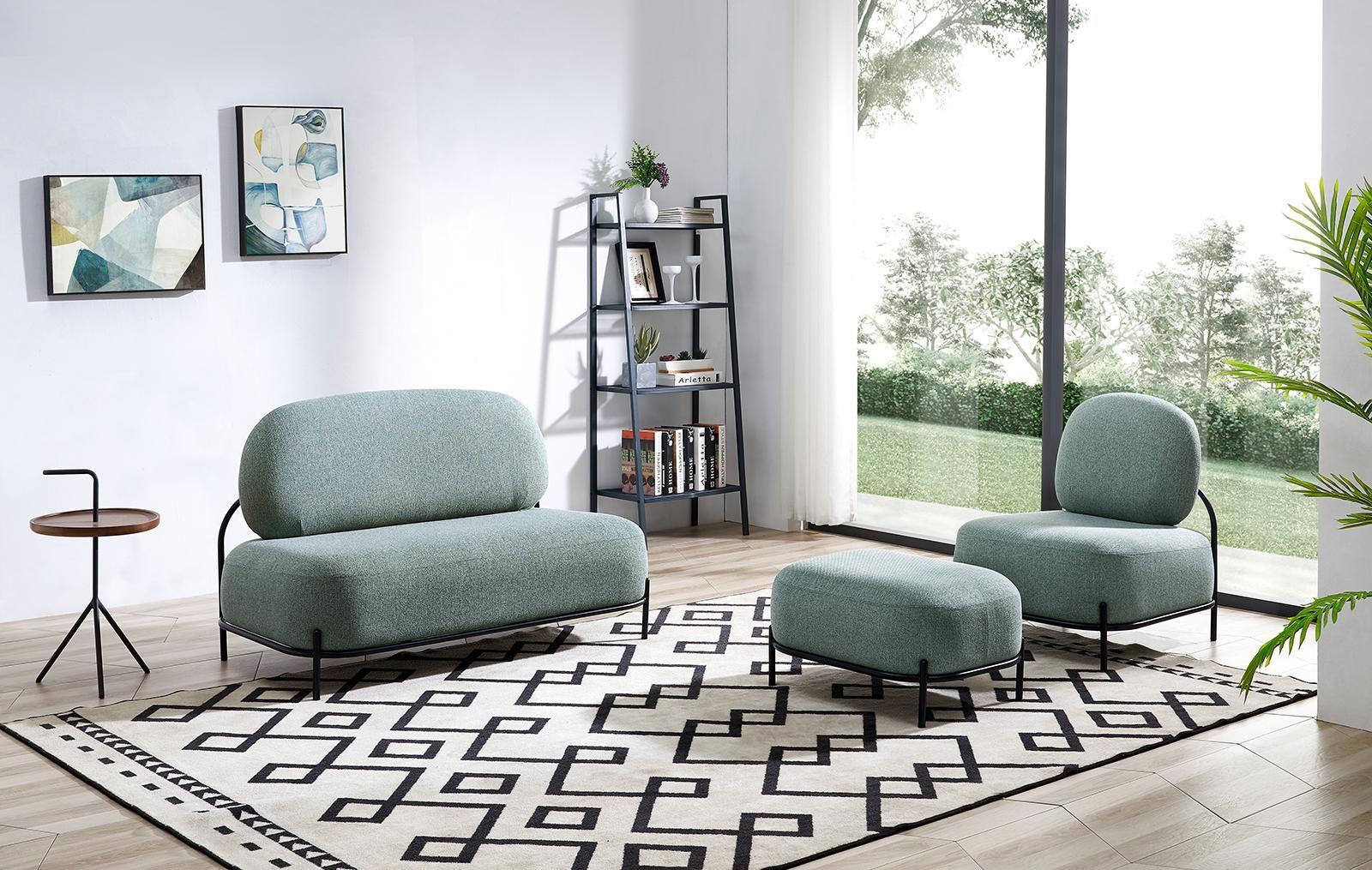 Набор мягкой мебели SOFA-06 SEA GREEN