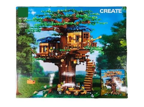 Конструктор Create 11364 / 6007 Дом на дереве