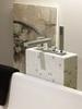 Встраиваемый термостатический на борт ванны с душевым комплектом KUATRO 4733TMK - фото №2