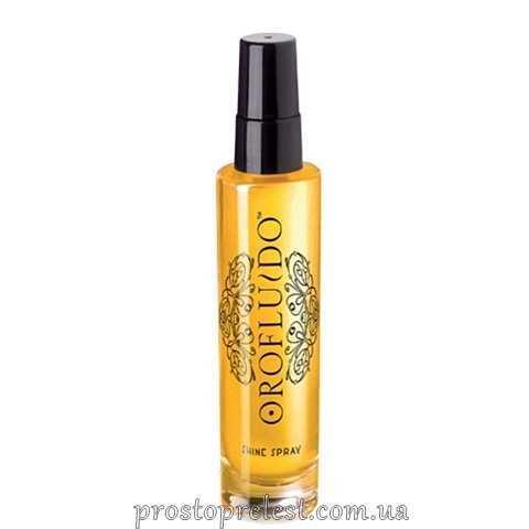Orofluido Beauty Shine Spray - Спрей для блеска волос