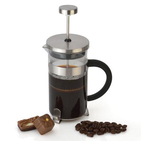 Поршневой заварочный чайник для кофе и чая 350мл