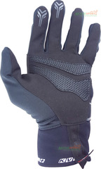 Перчатки лыжные KV+ FOCUS cross country gloves black - 2