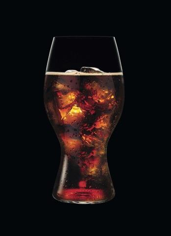Набор из 2-х бокалов Coca-Cola Glass 480 мл, артикул 0414/21. Серия O Wine Tumbler