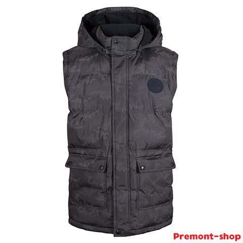 Куртка-жилетка Premont Асгард Маунтин SP72433 Grey