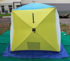 Палатка для зимней рыбалки Стэк Куб-1
