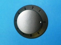 Ручка регулятора мощности конфорки GORENJE (0-9) 231925