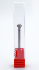 Фреза алмазная 001-50, красная (в индивидуальной упаковке)