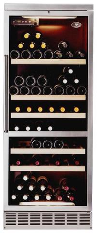 Встраиваемый винный шкаф IP Industrie CI 301 CFX