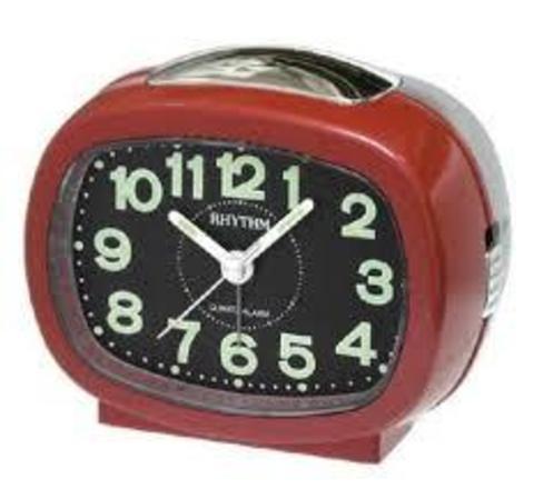Часы-будильник Rhythm CRE219NR01