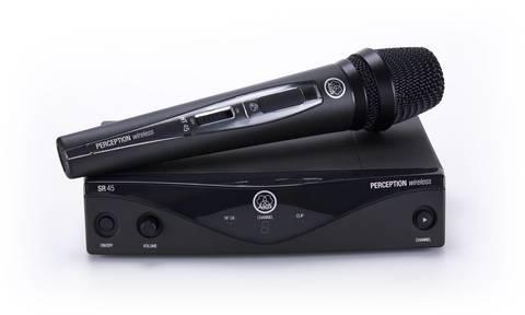 Вокальные AKG Perception Wireless 45 Vocal Set BD