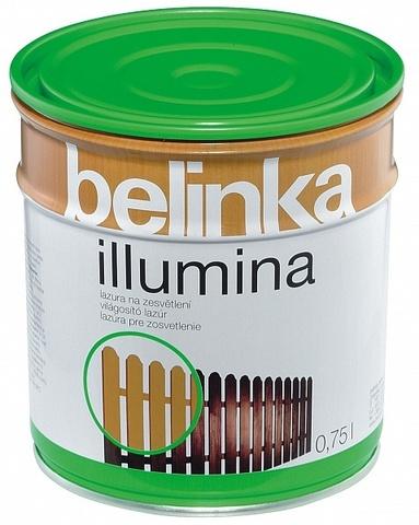 Belinka Illumina Лазурное текстурное покрытие
