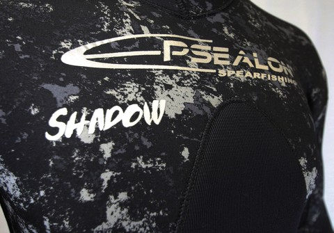 Гидрокостюм Epsealon Shadow Black Camo Yamamoto 039 3 мм – 88003332291 изображение 4