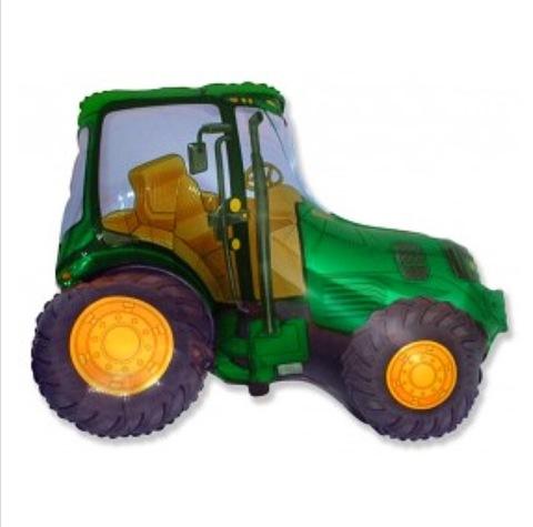 Фольгированный шар «Трактор» #148858