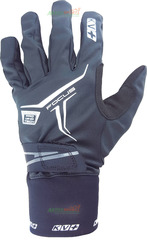 Перчатки лыжные KV+ FOCUS cross country gloves black