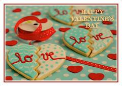 Açıqca\Открытки\Gift Happy Valentines Day love