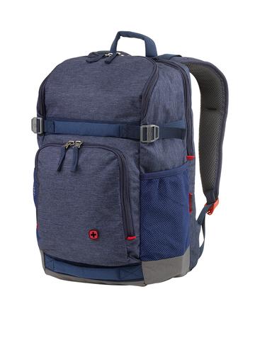 Картинка рюкзак городской Wenger  синий - 2