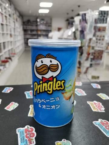 Чипсы Pringles Jalapeno and Onion (Japan)