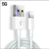 Кабель Gusgu ACH01-03H USB(AM) - Lightning(M), для Apple, 1,5м, белый