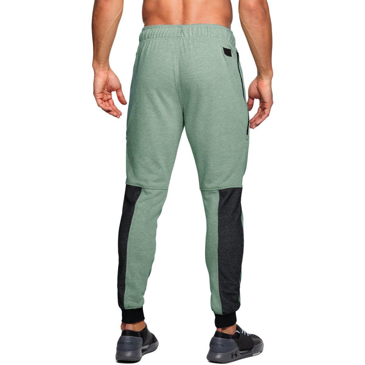 Штаны для бега UA Pursuit Joggers Fleece CF (LG) 1305751-707