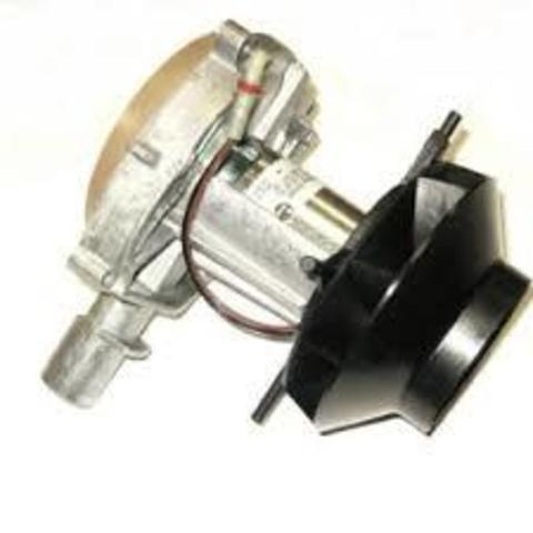 Нагнетатель воздуха в камеру сгорания для B/D4, 12В, 40ВТ