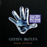 Geezer Butler / Black Science (LP)