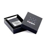 Зажигалка ZIPPO Black Crackle из латуни (363)