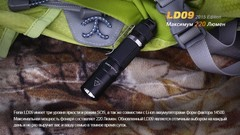 Карманный фонарь Fenix LD09 Cree XP-E2 (R3) LED (2015)