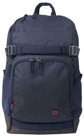 Картинка рюкзак городской Wenger  синий - 1