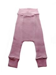 Шерстяные штанишки Babyidea. Нежно-розовый
