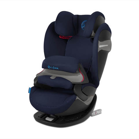 Автокресло Cybex Pallas S-Fix Indigo Blue