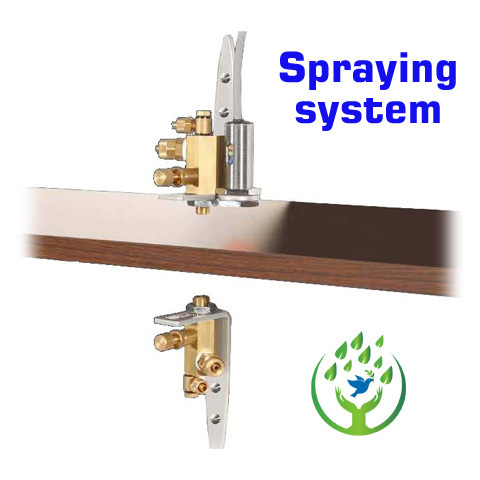 Система распыления жидкости