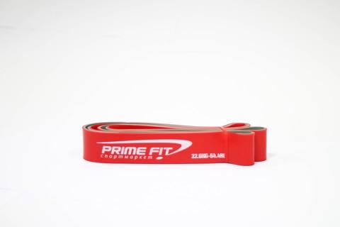 1213-23/45 Эспандер-петля Prime Fit, дл. 2080х4,5х45мм, латекс, серо-красный, нагрузка 22,6-54,4 кг