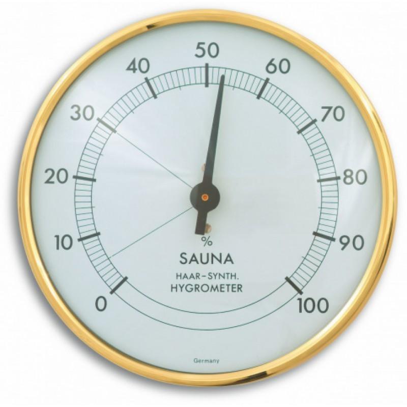 Аналоговый гигрометр для сауны TFA 40.1003