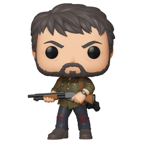 Фигурка Funko POP! Vinyl: Games: The Last of Us: Joel (Exc) 36422