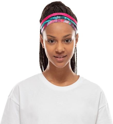 Ободок резинка (набор 3 шт.) Buff Hairband Zaha Multi фото 2
