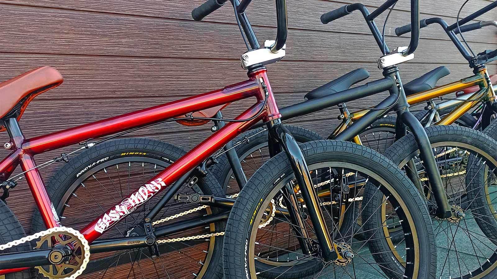 Магазин bmx велосипеды трюковые