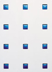 10050 Q10x40x40 Silver pf met blue