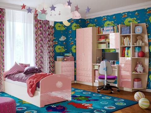 Детская Юниор-2 розовый