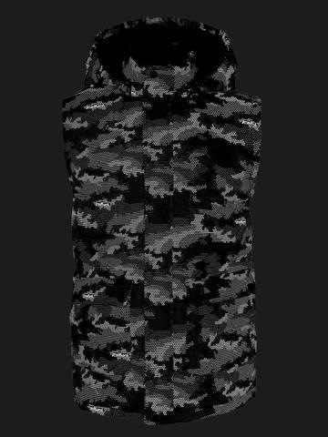 Куртка-жилетка для мальчика Premont Асгард Маунтин SP72433 Grey
