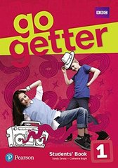 GoGetter 1 Students' Book