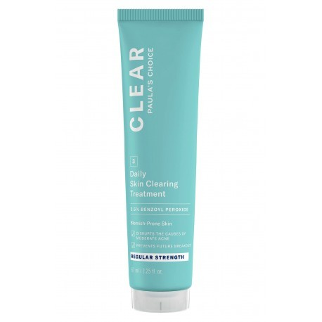 Крем Paula's Choice Clear Regular Strength Daily Skin Clearing Treatment With 2.5% Benzoyl Peroxide