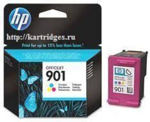 Картридж Hewlett-Packard (HP) CC656AE №901