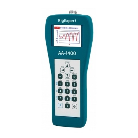 Антенный анализатор RigExpert AA-1400