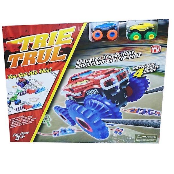 Товары на Маркете Канатный трек Trie Trul с двумя машинками Monster_Truk.jpg