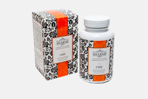 Sharme Chic Маска-шампунь для волос, 250 мл (Greenway)